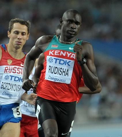 800 meter world record