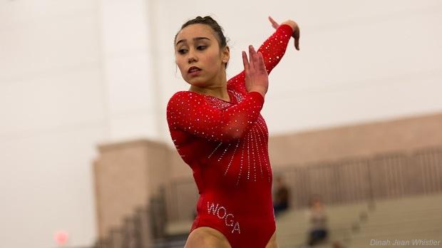 Katelyn Ohashi: Katelyn Ohashi Commits To UCLA