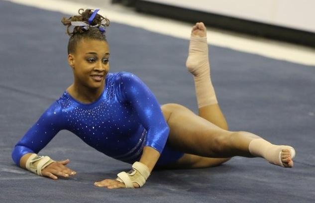 Gymnastike's 2013 World University Games USA Dream Team