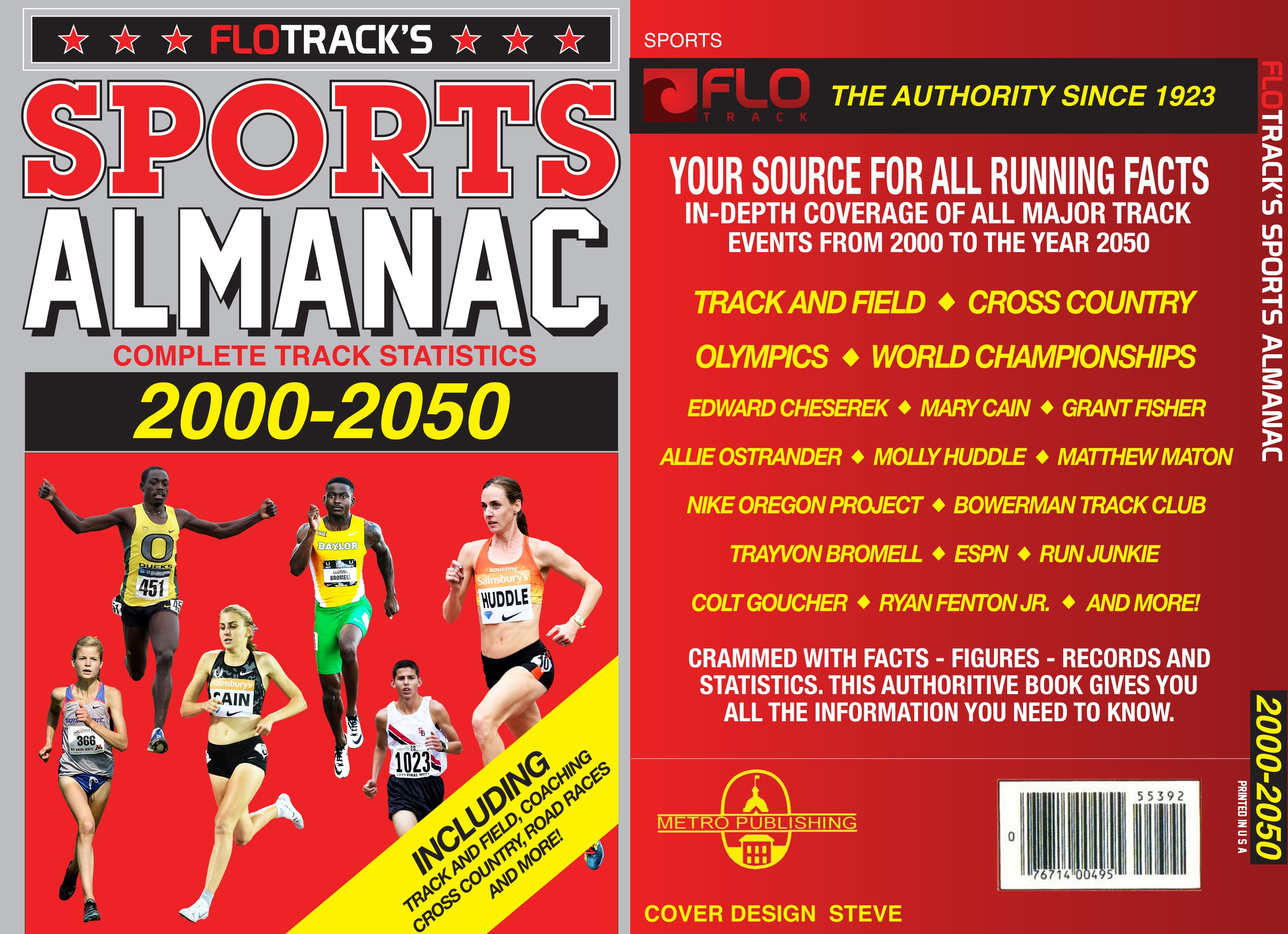 FloTrack's Sports Almanac 2000-2050