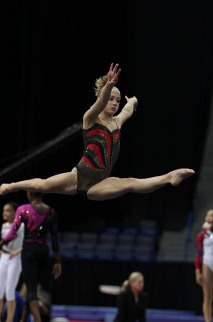 texas dreams gymnastics meet results iowa