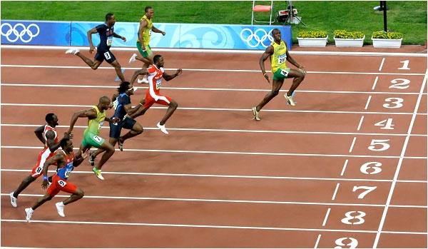 Bolt Olympic Timeline 2012-Will Lightning strike again?
